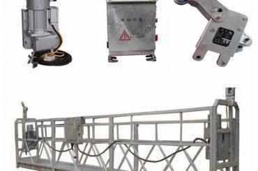 zlp800 2.5 मीटर * 3 खण्डहरूमा लोभ काउन्टरको साथ पहुँच उपकरण निलम्बित