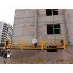2.5 मीटर * 3 भागहरू अस्थायी रूपमा पहुँच उपकरण zlp800 1.8 किलोवाट लियो