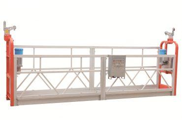 zlp630 पेंट स्टील फाउंडेस सफाई निलंबित कार्य मंच