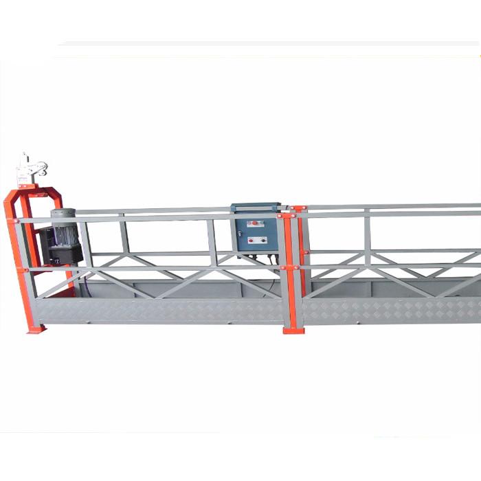 Pin - 800kg निलम्बित कार्य प्लेटफार्म 1.8 किलोवाट मोटर पावर