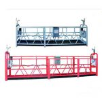 zlp500 supplied access equipment / gondola / cradle / construction for construction