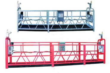 zlp500 supended access equipment / gondola / cradle / scaffolding for construction