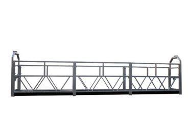 2 x 1.8 किलोवाट निलम्बित मचान एकल चरण निलम्बित प्लेटफर्म पाल zlp800