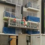 निर्माण को रखरखाव रस्सी hoist ltd8.0 zlp800 संग निलंबित मंच